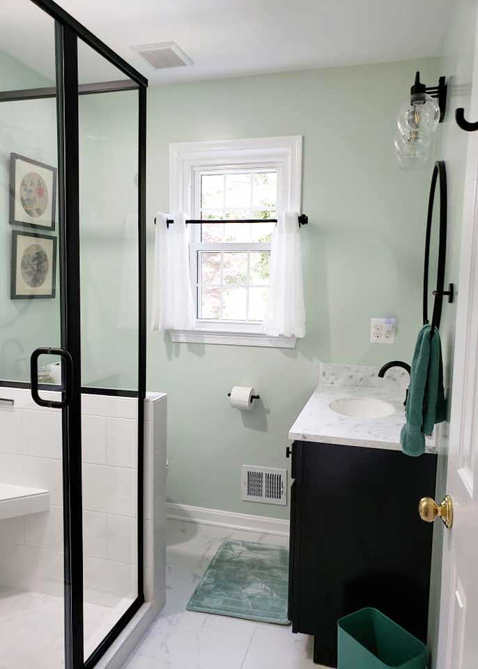 bathroom remodeling, Blackwood Construction Group Inc. | Warrenton VA